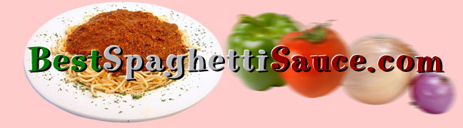 Spaghetti Sauce Recipes Banner